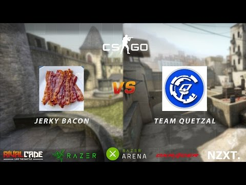 CSGO Arena Spectacular: Team Quetzal vs Jerky Bacon 103016