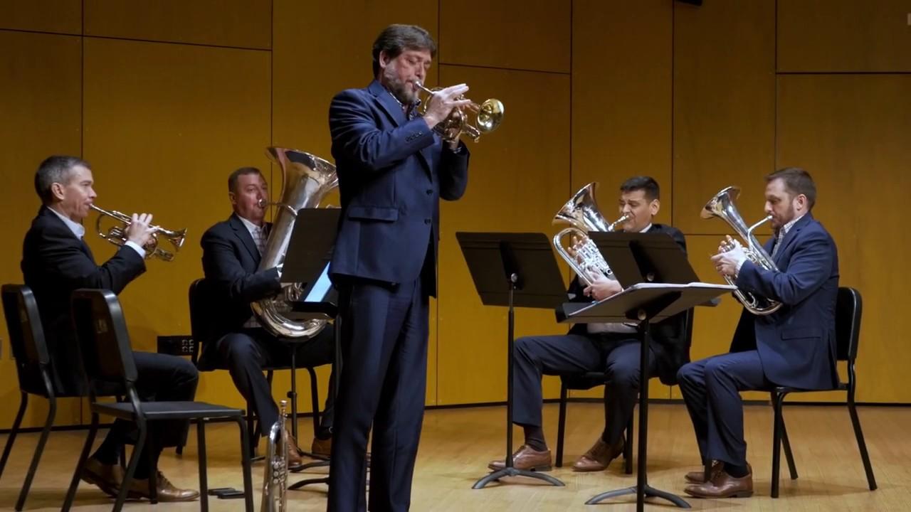 Shenandoah - Mark Ridenour (solo flugelhorn/cornet) Arranged by Ballentine, Larios, Ridenour