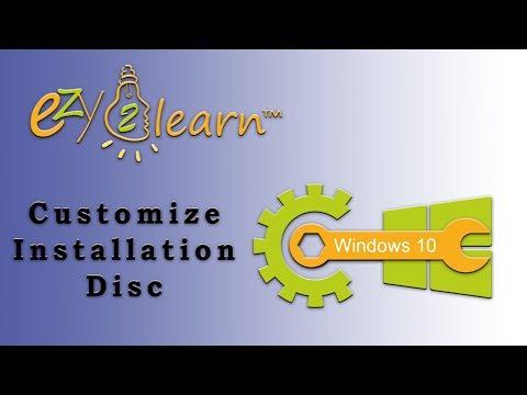 Customize & Reduce windows 10 ISO File using WinReducer