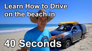 The Secret To Beach 4wding