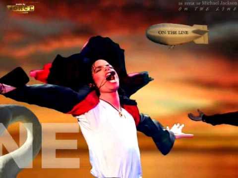 Michael Jackson - On The Line Karaoke