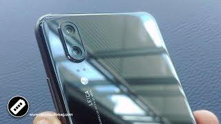 HUAWEI P20 Review en Español - Smartphone para FOTOGRAFOS!