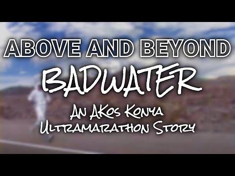 Badwater UltraMarathon documentary