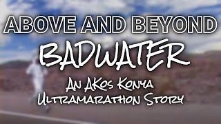 Badwater UltraMarathon documentary
