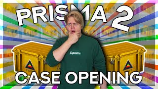 MY UNLUCKIEST CASE OPENING EVER! (HUGE PRISMA 2 OPENING)