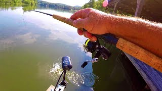 Secrets For Crappie Fishing In The Summer Heat