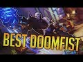 DOOMFIST GOD CHIPSA DESTROYING KIDS IN OVERWATCH COMPETITIVE