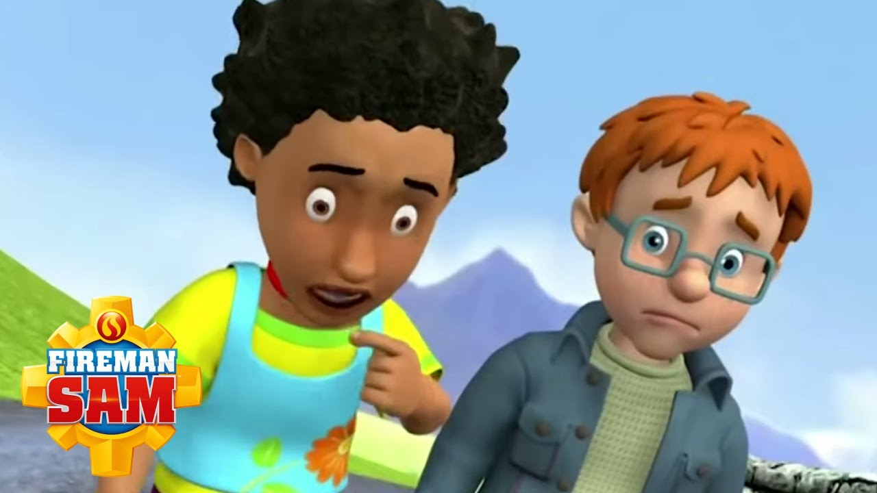 Accidents Happened...   Fireman Sam US   Firefighter Rescues   Videos for Kids