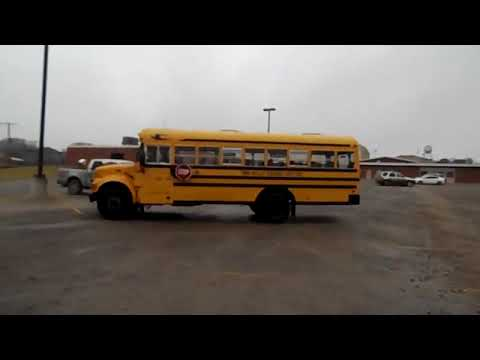 2004 International 3800 school bus for sale at auction | bidding closes  February 19, 2019