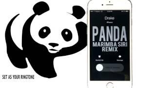 Desiigner Panda Marimba Siri Remix Ringtone