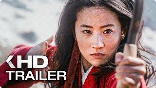 MULAN Trailer German Deutsch (2020)