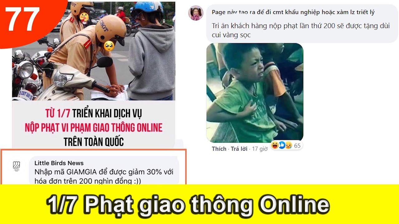 Top Comment Hài Hước 2020 - Bình luận facebook Tik Tok bá đạo Phần 77