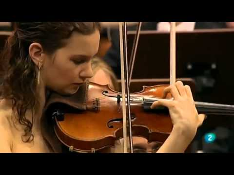Hilary Hahn - Prokofiev - Violin Concerto No 1 in D major, Op 19