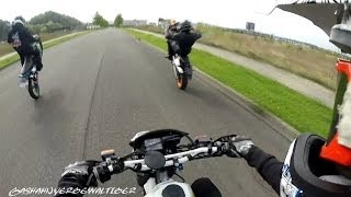 This is our Life #Supermoto lifestyle |EPIC MEET + ANLASSEN|