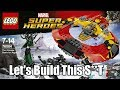 Building the ultimate battle for Asgard lego set