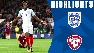 England Remain Unbeaten in Euro Qualifying! | England U21 3-0 Latvia | Official Highlights
