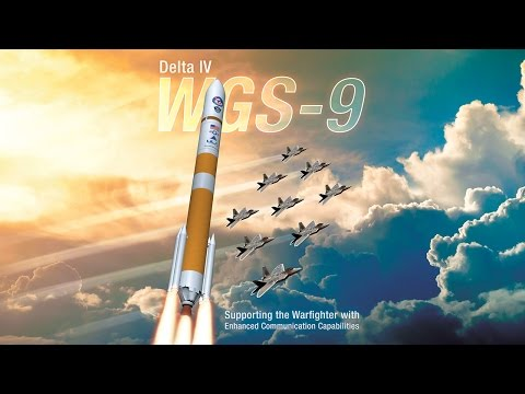 LIVE Launch Broadcast: Delta IV WGS-9