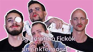 FOGALMATLAN FICKÓK VS. SMINKLEMOSÁS 😝   LILULAND