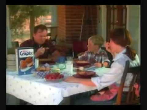 Crispix Cereal Commercial-
