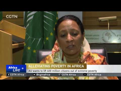 Alleviating Poverty in Africa: A.U. and China seek ways to reduce poverty on the continent