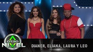 'Te necesito' - Dianer M., Eliana R., Laura B. y Leo - Fusiones | A otro Nivel