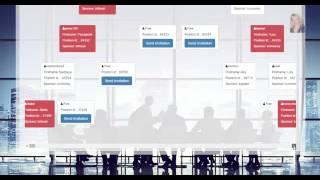 INFINii Как Регистрировать и Ставить в Бинар Партнёров