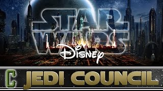 Jedi Council - Star Wars Movie Once A Year... Forever!?