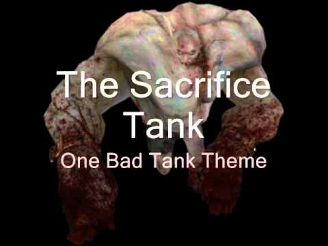 Every l4d2 Tank Theme