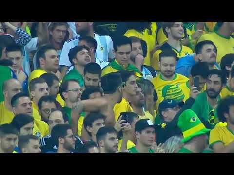 Brazil vs Argentina|| 3—0 ||World cup qualifier 2018 ||AZC Sports||