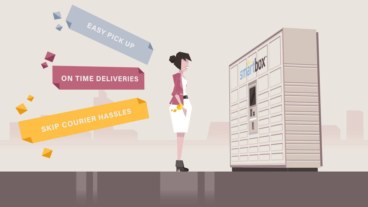 Smartbox | The global provider of Smart Locker Technology