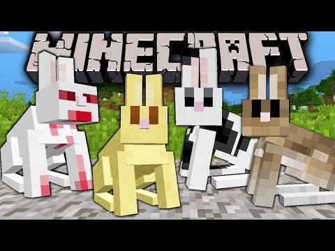 Minecraft 1.8 Snapshot: Big Rabbit AI Changes, New Killer Bunny Texture, Void Fog, Pre-Release Date