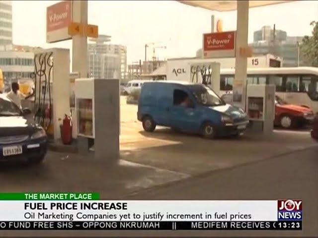 Fuel Price Increase - The Market Place on JoyNews (16-7-18)