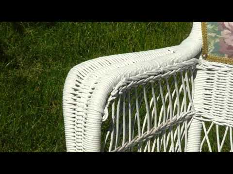 HOW TO : Clean Cane Chairs