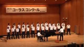 【合唱】 道 【帝塚山高校】