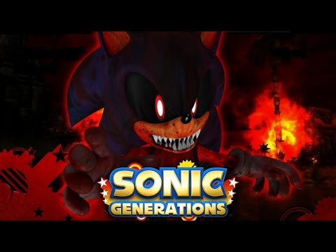 Sonic.exe Generations - Chapter 1  