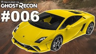 GHOST RECON WILDLANDS BETA #006 Wir klauen Lamborghini ★ Let's Play Ghost Recon Wildlands [Deutsch]