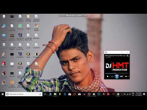Mann Ki Murade Puri Kar Maa ( Spl Punch Mix ) Dj HMT PRODUCTION DOWNLOAD MP3