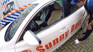 Ограбление Sunny Days в Амстердаме!!!