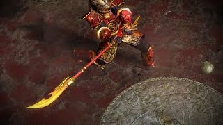 Path of Exile - Dragon Spear Weapon Skin