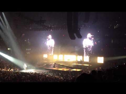 Jay Z and Kanye West I
