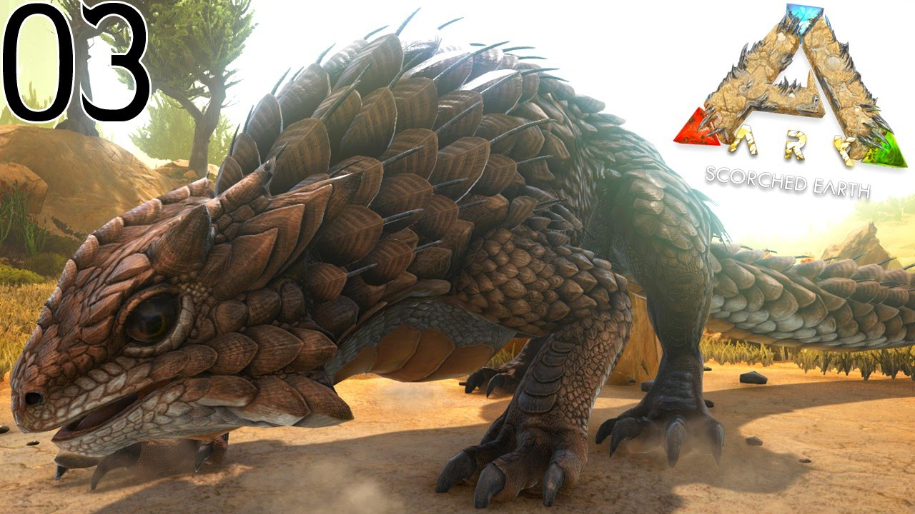 Download DES CRÉATURES GIGANTESQUES ! | ARK: Scorched Earth ! #Ep3