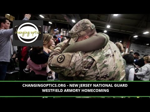 New Jersey National Guard Military Homecoming At Westfield Armory December 2019 - ChangingOptics.org