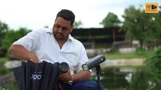 Outdoor photoshoot with Godox AD 200 flash tutorial in hindi