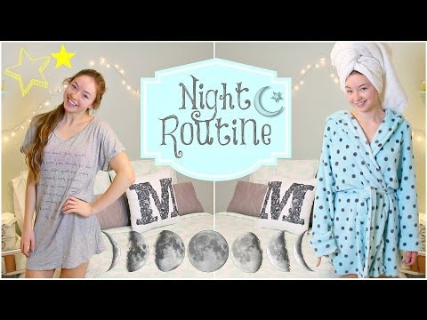 Night Routine: Summer Edition!