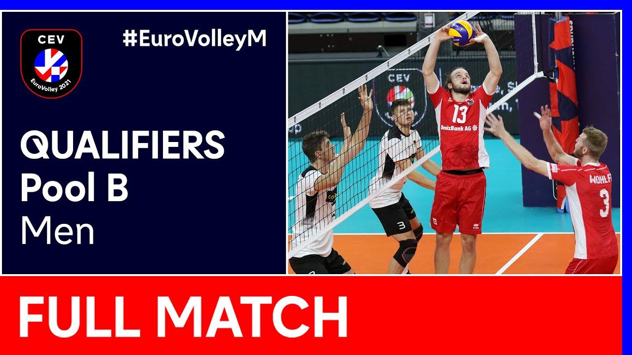 Austria vs. Bulgaria - CEV EuroVolley 2021 Qualifiers Men