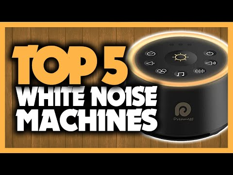 Best White Noise Machines in 2020 [Top 5 Picks For A Good Sleep]
