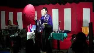 マジシャンBAZZI 第一回四谷ブラリズムマジックショー http://magicianb...