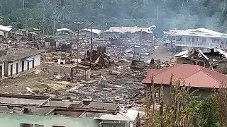 Breaking News! Nigerian Spiritual leader says Ambazonian rural areas have become deserted!