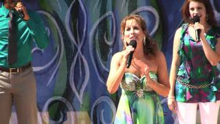 voice of ariel jodi benson sings part of your world at the little mermaid ride grand opening
