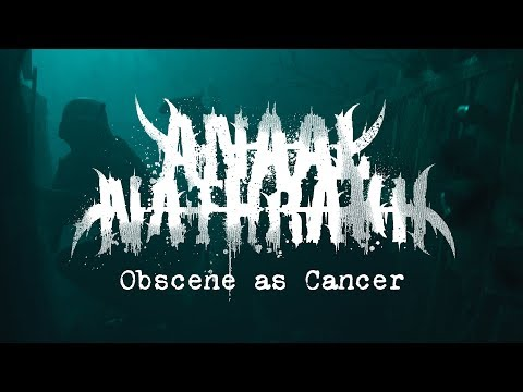 "Anaal Nathrakh ""Obscene as Cancer"" (OFFICIAL VIDEO)"